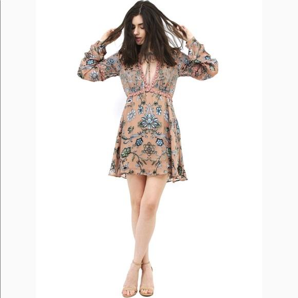 dba41205ac For Love And Lemons Dresses   Skirts - For Love and Lemons Saffron Mini  Dress